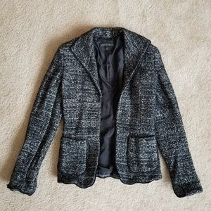 Lafayette 148 New York Tweed Blazer/Jacket